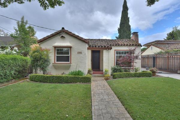 1084 Bennett Way , 81752188, SAN JOSE, Single-Family Home,  sold, Kristen Constantino, Realty World - San Jose Realty