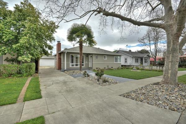 1930 Naglee Ave , 81697053, SAN JOSE, Single-Family Home,  sold, Kristen Constantino, Realty World - San Jose Realty