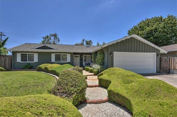 1310 Rodney Dr , 81655584, SAN JOSE, Single-Family Home,  sold, Kristen Constantino, Realty World - San Jose Realty